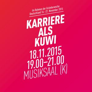 Karriere als KuWi 18.11.2015